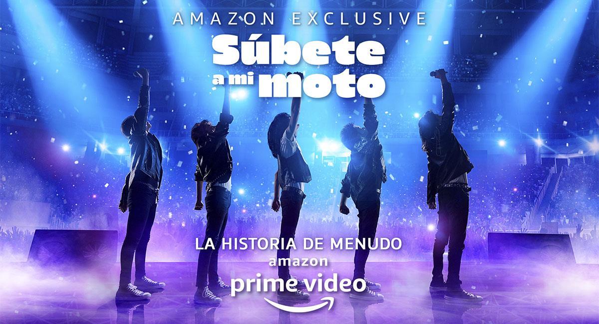 "Amazon Prime Video anuncia ""Súbete a mi moto"", la serie sobre Menudo"