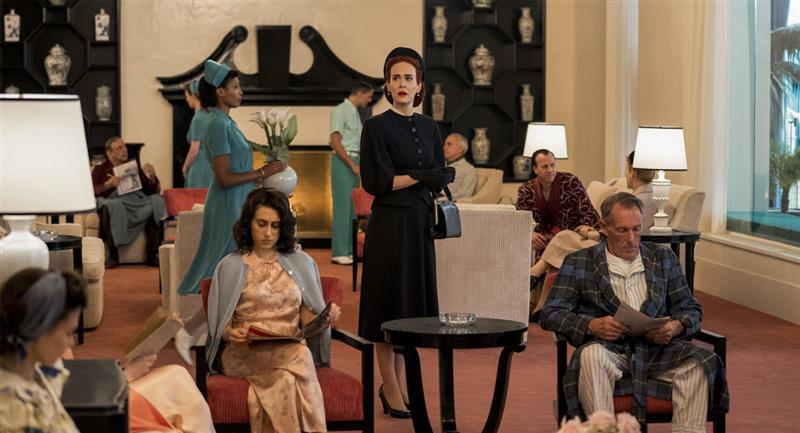 Ratched: Otras mujeres que nos aterrorizaron en el cine. Foto: Netflix
