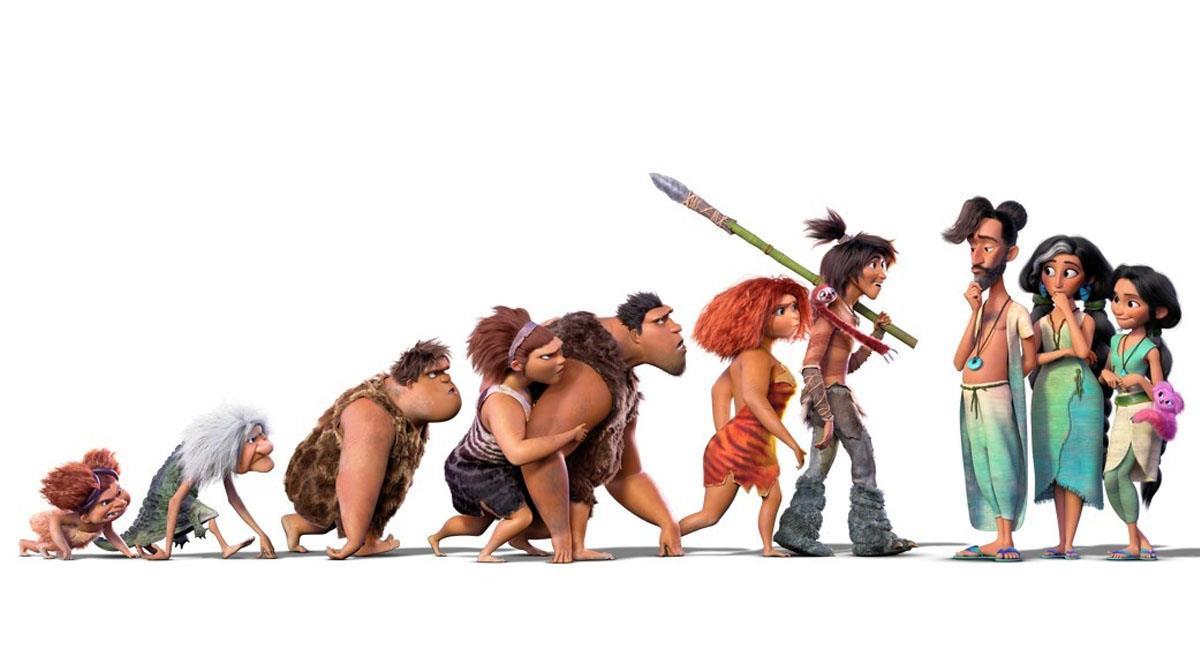 The Croods 2: Universal y DreamWorks revelan tráiler oficial y nueva fecha de estreno