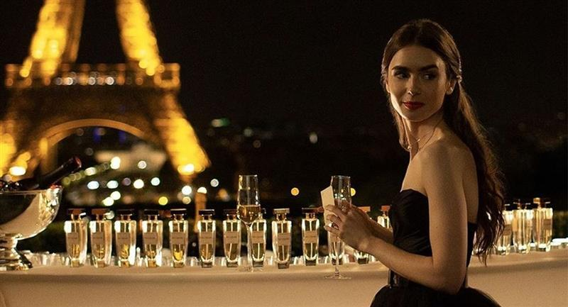 """5 razones por las que debes ver """"Emily in Paris"""" si amas la moda. Foto: Instagram @emilyinparis"""