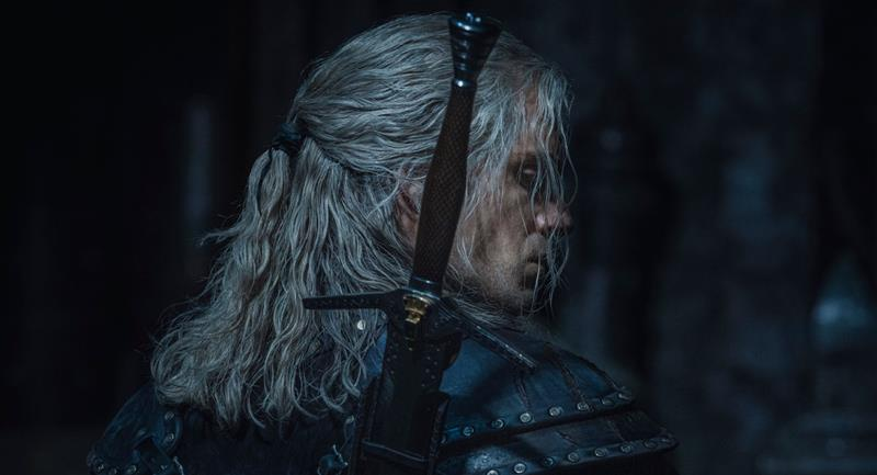 """The Witcher 2"" revela sus primeras imágenes con Henry Cavill. Foto: Twitter @witchernetflix"