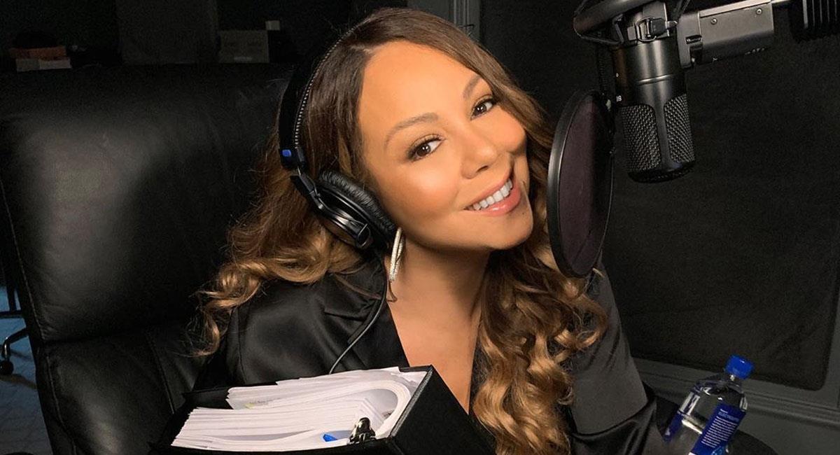 La foto de Mariah Carey que enloqueció las redes sociales. Foto: Instagram @mariahcarey
