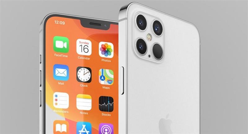 Así reaccionó internet al nuevo modelo del iPhone 12. Foto: Apple