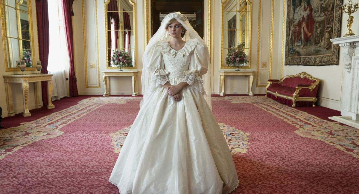 """The Crown 4"": Un vistazo a la boda del siglo. Foto: Netflix"