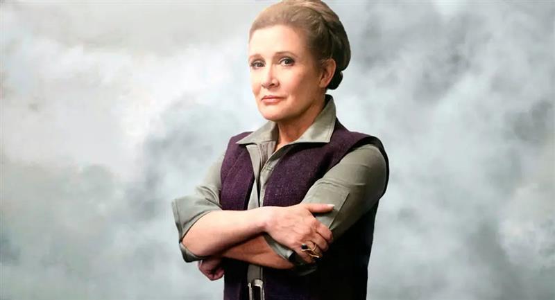 Carrie Fisher y sus lecciones de vida que debemos aprender. Foto: Lucasfilm, Bad Robot, Disney