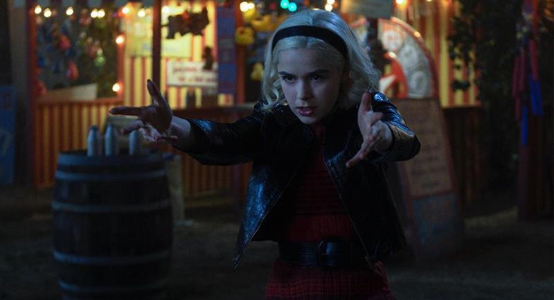 """Fecha de estreno y tráiler de la última temporada de """"El mundo oculto de Sabrina"""". Foto: Instagram @sabrinanetflix"""