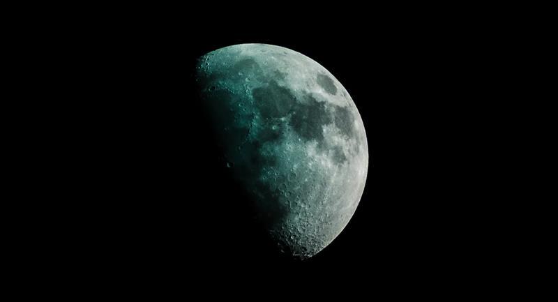 La NASA confirma presencia de agua en la Luna. Foto: Pexels