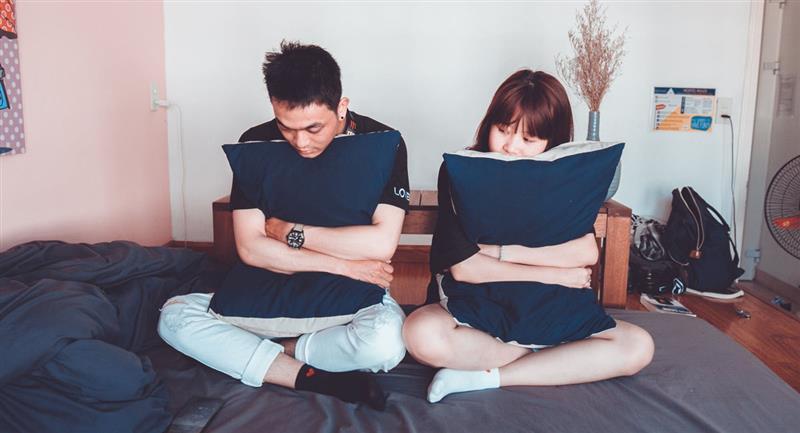 ¿Por qué las parejas se desean más después de pelear?. Foto: Pexels