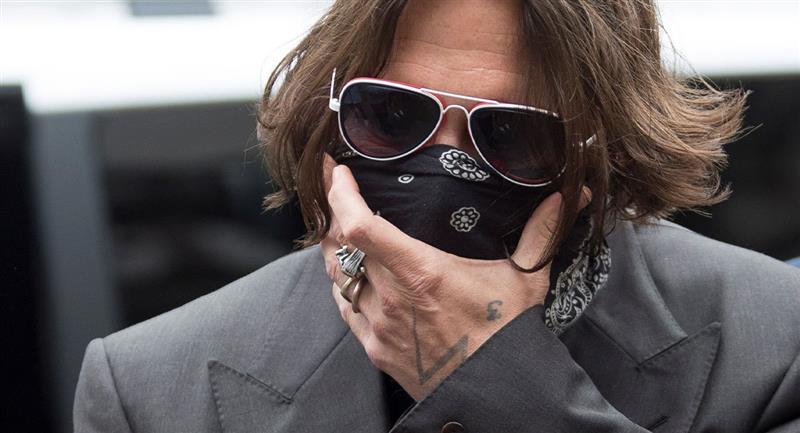 Johnny Depp renuncia a la saga de 'Animales Fantásticos'. Foto: EFE