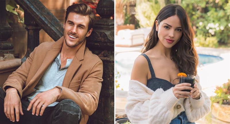 ¿Quién es Dusty Lachowicz, el nuevo amor de Eiza González?. Foto: Instagram