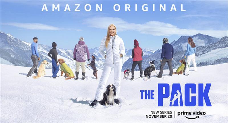 'The Pack': Razones por las que toda amante de los perros debe ver el reality. Foto: Amazon Prime Video
