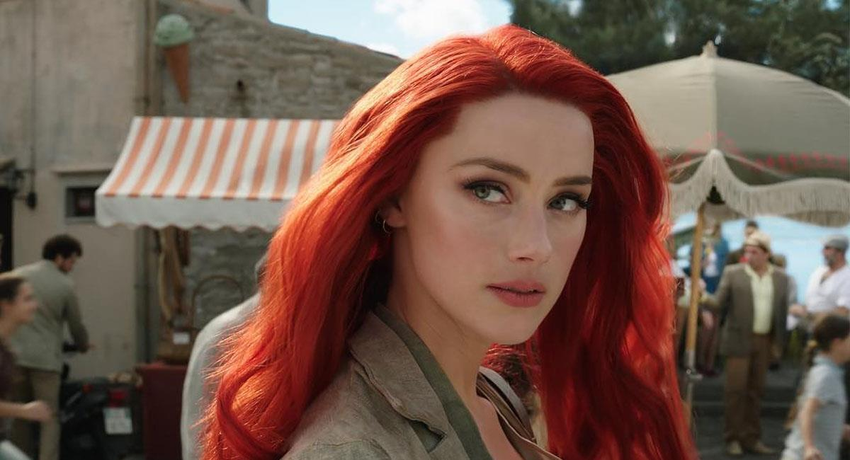 Fans reúnen un millón de firmas para despedir a Amber Heard de 'Aquaman 2'. Foto: Instagram @aquamanmovie
