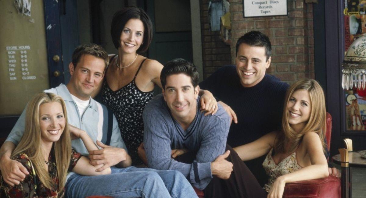 El reencuentro de Friends ya tiene fecha de inicio de rodaje. Foto: Friends