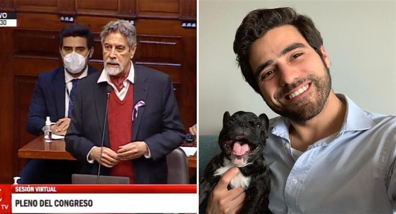 Giaccomo Ugarelli: El guapo asesor del presidente de Perú. Foto: Instagram @giac_ugarelli