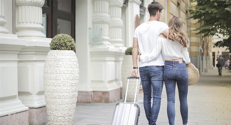 Luna de Miel: Qué destinos debes evitar para una relación exitosa. Foto: Pexels