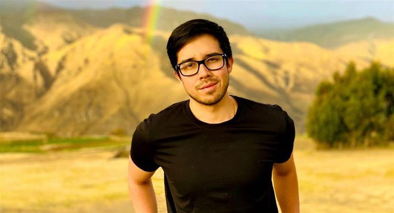Nico Talavera: El joven político que ha enamorado al Perú. Foto: Instagram @nico.talavera