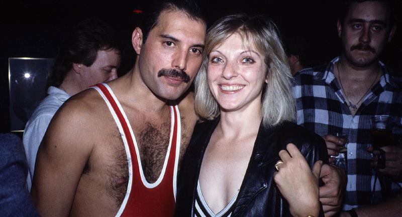 Freddie Mercury y la misión que le dio a Mary Austin antes de morir. Foto: Grosby