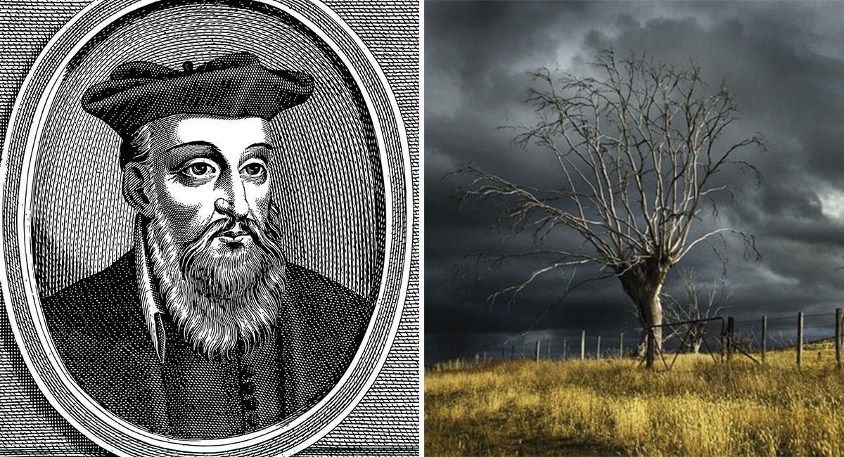 Las terribles predicciones de Nostradamus para el 2021