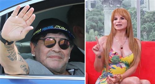 Mhoni Vidente predijo la muerte de Diego Armando Maradona hace unos meses