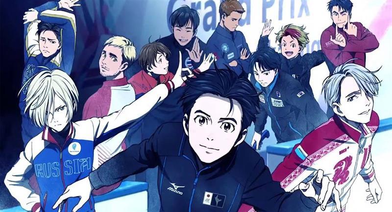 Los 5 mejores episodios de Yuri on Ice según IMDb. Foto: Yuri on Ice
