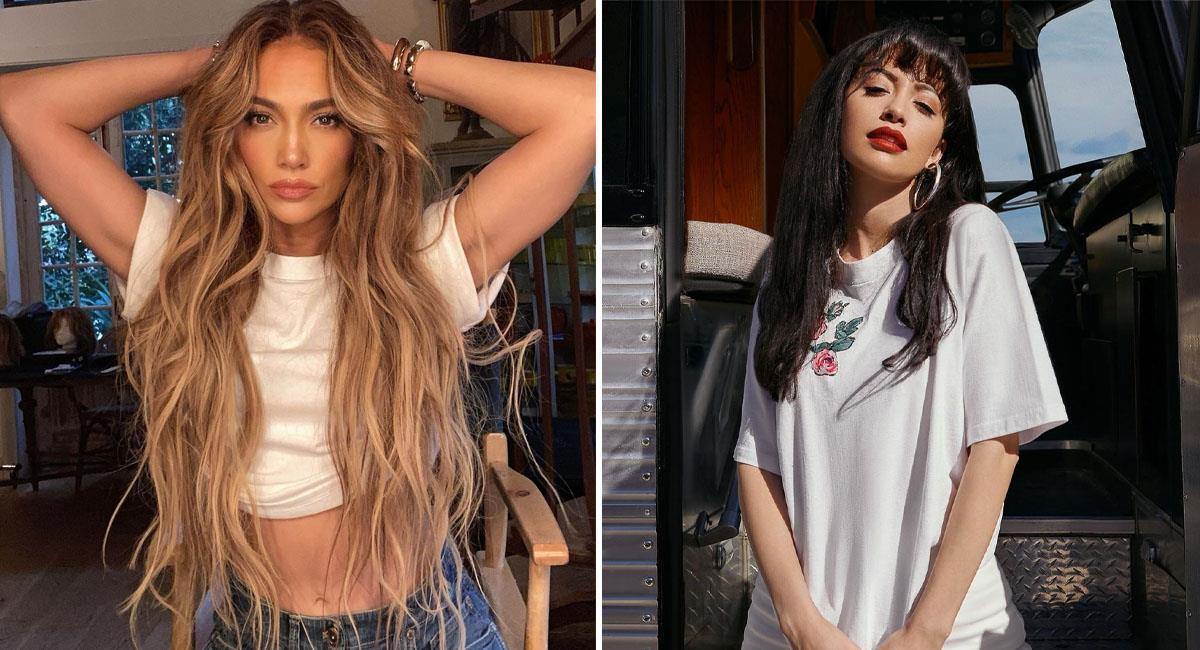 'Selena: La serie': Así reaccionó Jennifer López a la nueva serie de la Reina del Tex-Mex