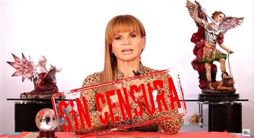Elton John y Luis Miguel se contagiarían de coronavirus y pueden morir, según Mhoni Vidente