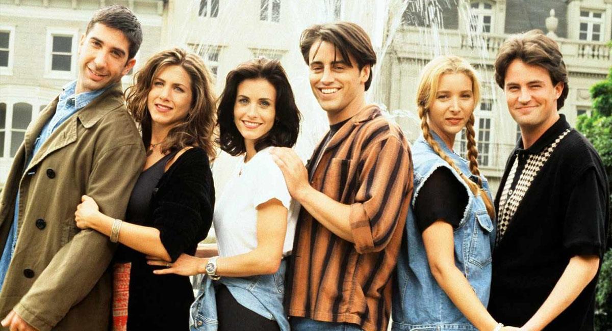 Los 10 episodios navideños de Friends ordenados del peor al mejor. Foto: NBC