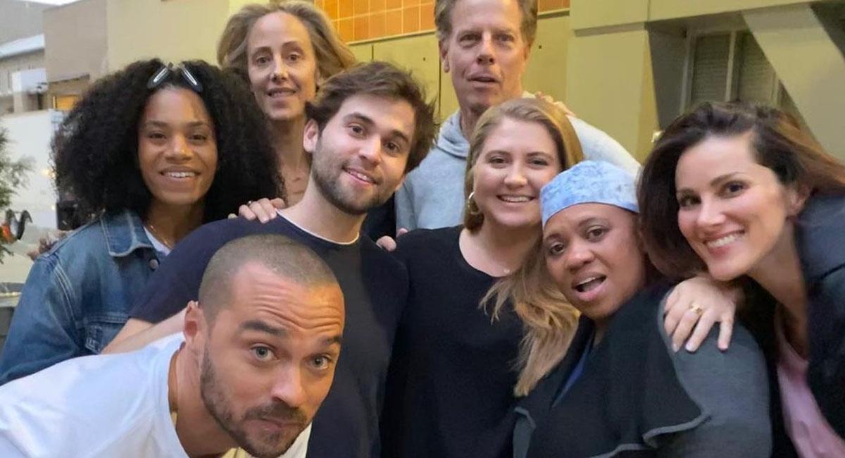 La actriz de Grey's Anatomy que sí murió en la vida real. Foto: Instagram @greysabc