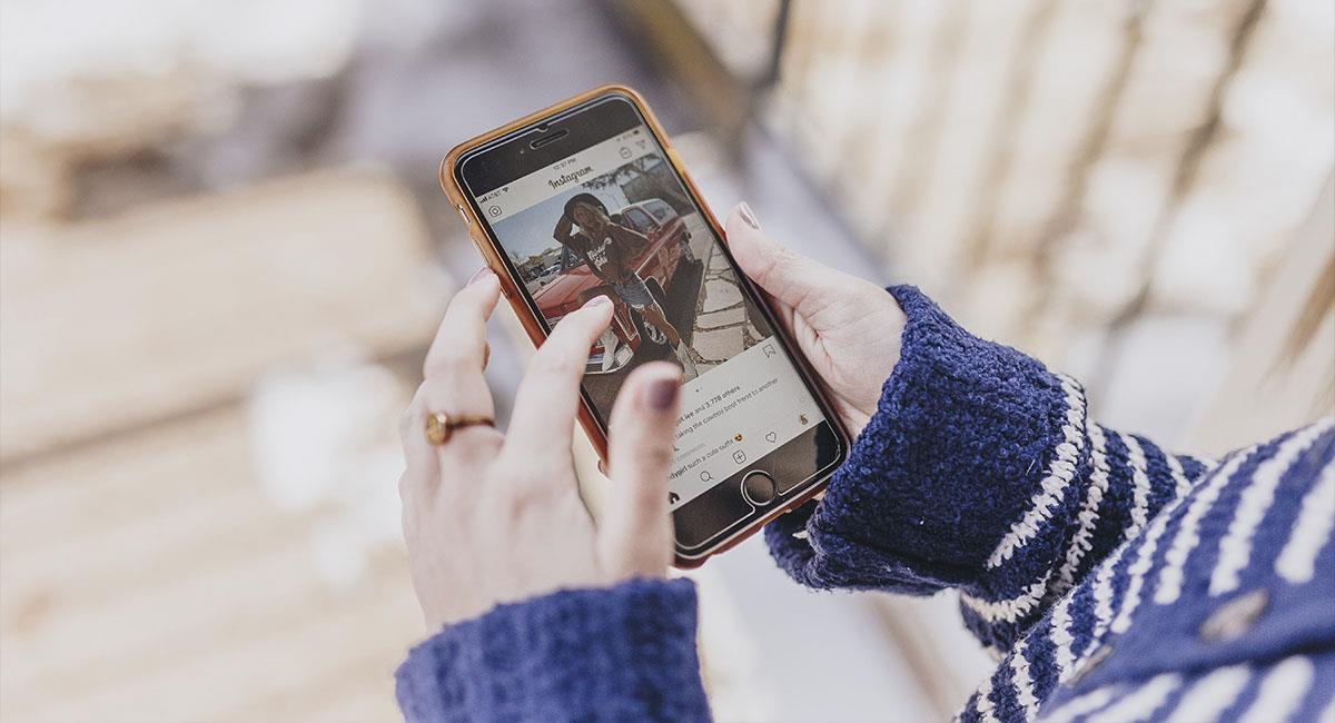 ¿Instagram te espía usando tu cámara frontal?. Foto: Unsplash