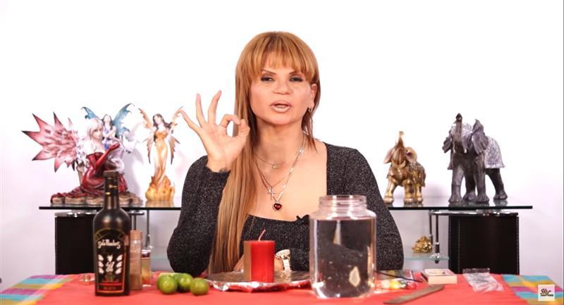 Ritual para que no falte el dinero y el trabajo en 2021. Foto: Youtube CanalOficial Mhonividente