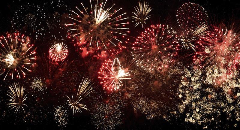 Así celebra el mundo la llegada del Año Nuevo 2021. Foto: Pexels