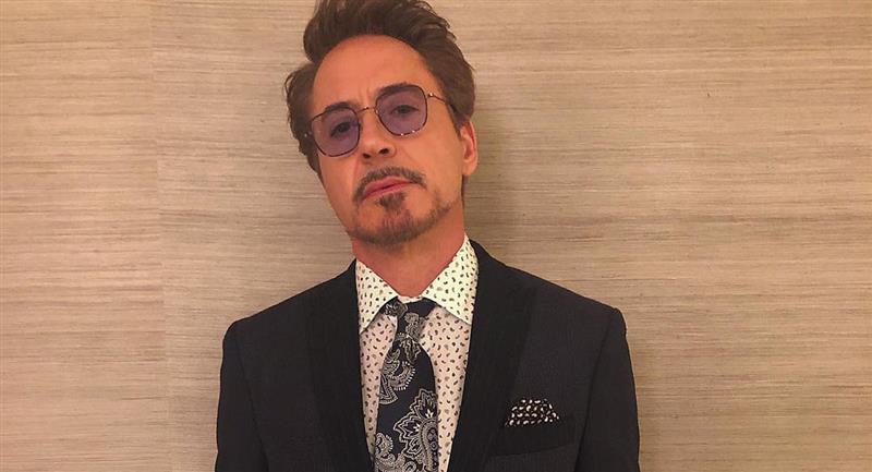 Usuario de Tik Tok sorprende por su parecido con Iron Man. Foto: Instagram @robertdowneyjr