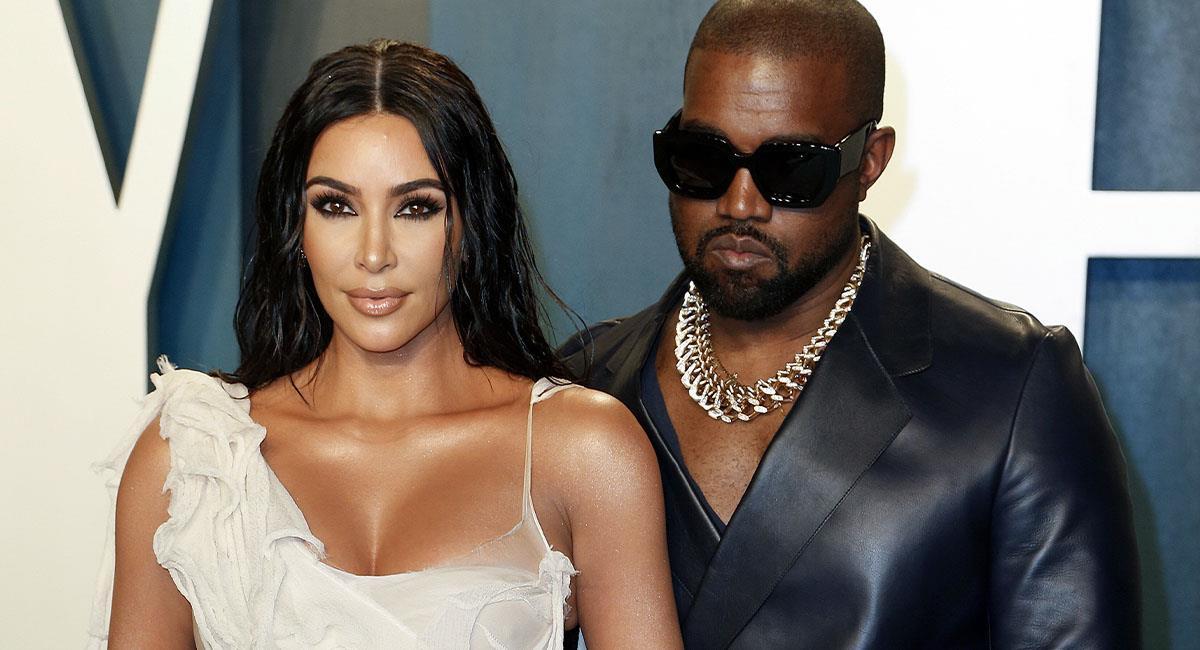 Kim Kardashian y Kanye West se divorcian: ¿cuánto dinero está en juego?. Foto: EFE