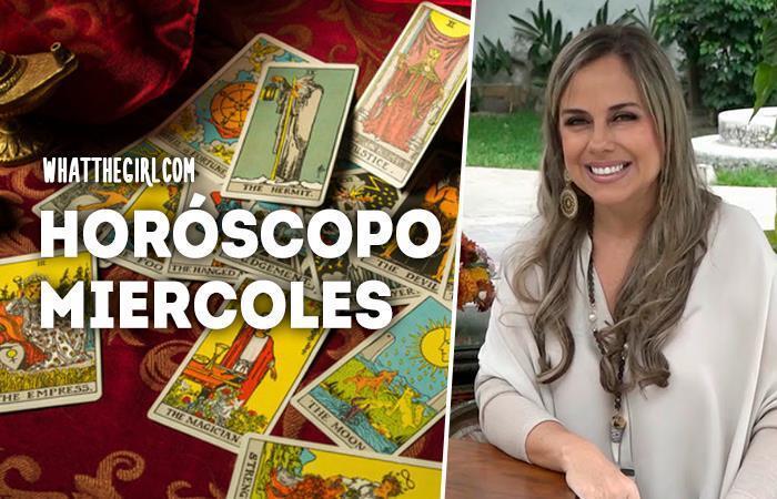 Horóscopo de Josie Diez Canseco para el miércoles 13 de enero. Foto: Interlatin