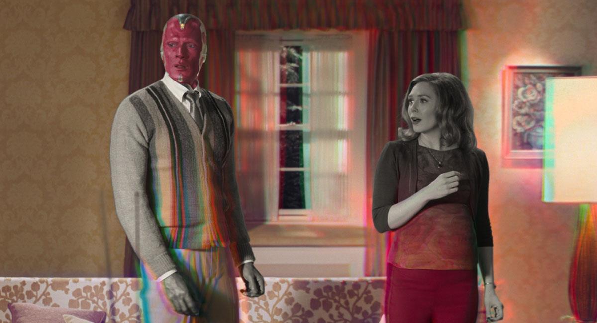 """Detalles que pocos notaron en el estreno de """"WandaVision"""" por Disney Plus. Foto: Marvel"""