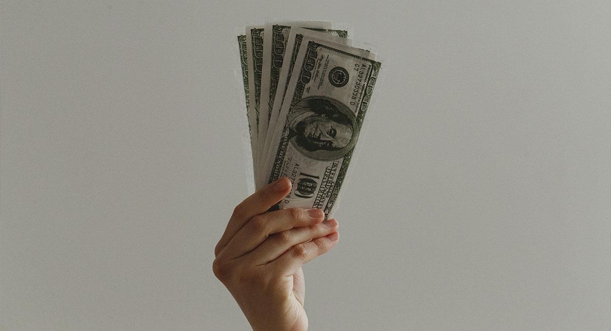 ¿Qué significa soñar con dinero?. Foto: Pexels