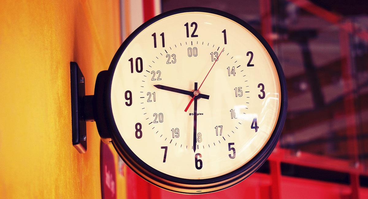 ¿Qué pasará a las 21:21 horas, del día 21, del año 2021, del siglo 21?. Foto: Unsplash