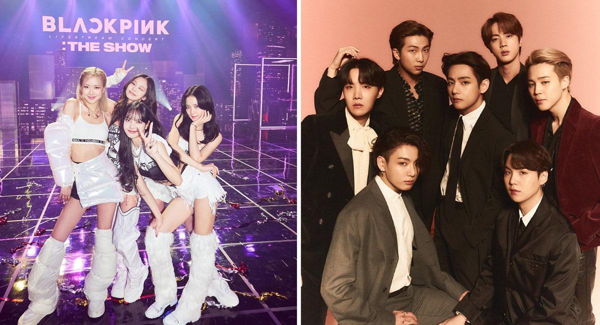 ¿Cómo votar por BTS y BLACKPINK en los Kids Choice Awards 2021?. Foto: Instagram