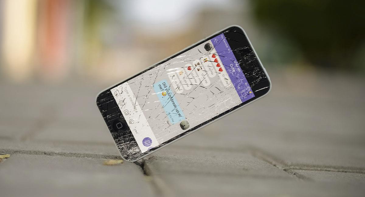 "Crean el ""modo borracho"" para no mandar mensajes ebria a tu ex. Foto: Unsplash"