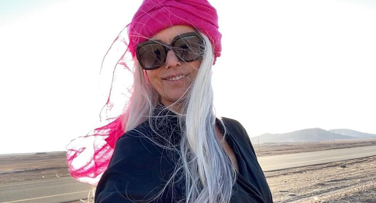 Mujer de 63 años es considerada la abuelita más bella del mundo. Foto: Instagram @yazemeenah