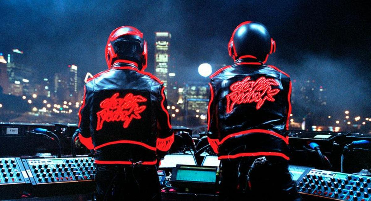 Las reacciones tras el anuncio de separación de Daft Punk. Foto: Twitter @DaftPunkUnchd
