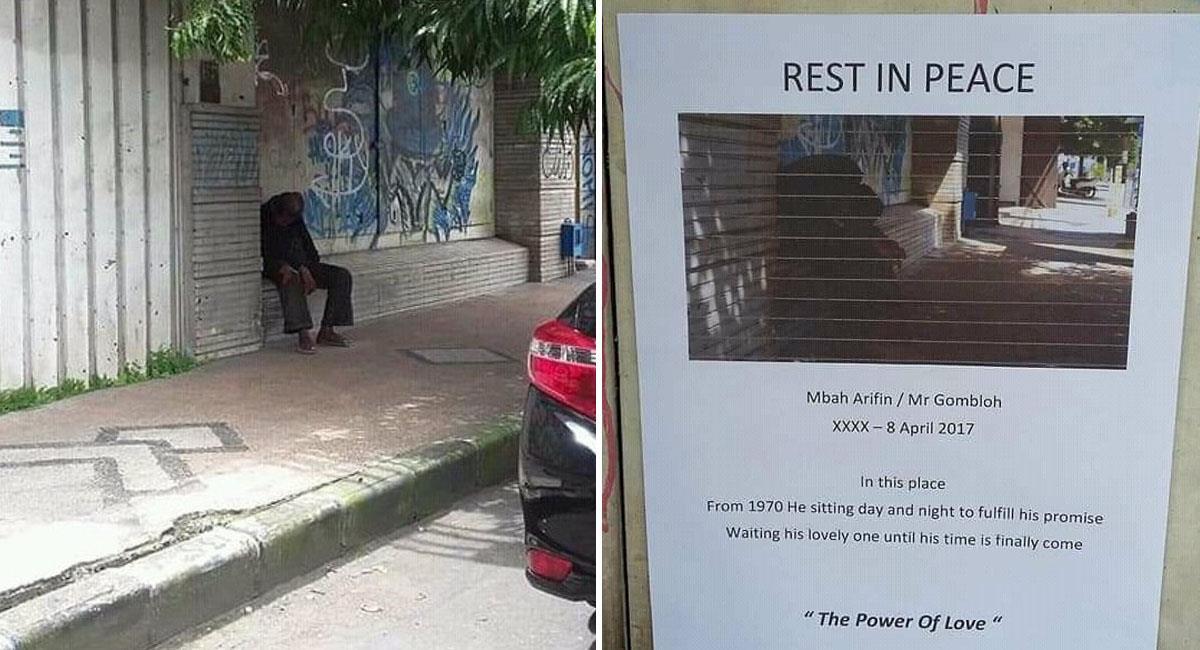 Esperó por casi 50 años a su amor perdido hasta fallecer. Foto: Twitter @adiphpin
