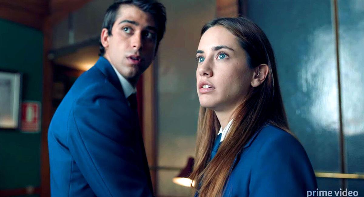 """¿Qué pasará en """"El internado: Las Cumbres"""" temporada 2?. Foto: Amazon Prime Video"""