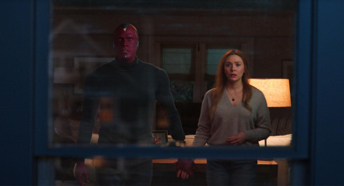 """""""WandaVision"""": ¿Qué significan las escenas post créditos?. Foto: Disney Plus"""