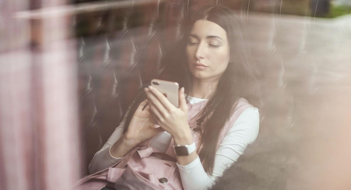 Los mensajes de tu crush pueden revelar sus verdaderas intenciones. Foto: Unsplash