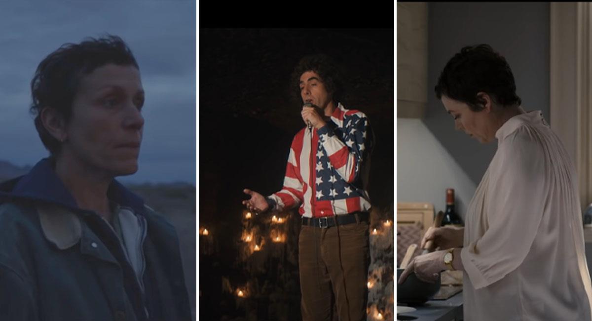 Dónde ver las películas más nominadas al Oscar 2021. Foto: Youtube Captura
