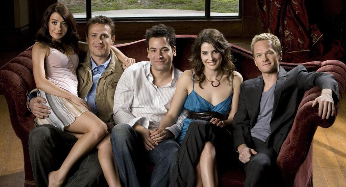 "¿""How I Met Your Mother"" inspiró a ""Cobra Kai""?. Foto: CBS"