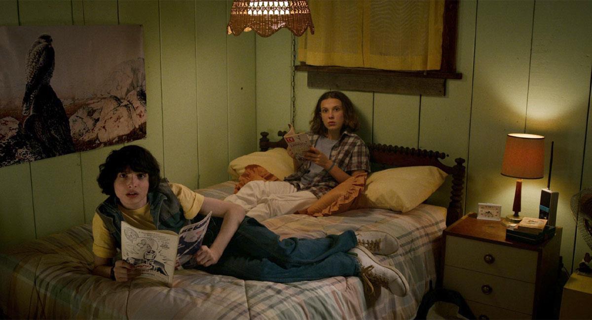"¿Cuándo se estrena ""Stranger Things 4""?. Foto: Netflix"