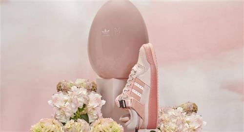 Así lucen las Adidas Forum 84 rosas de Bad Bunny; ¿cómo adquirirlas?