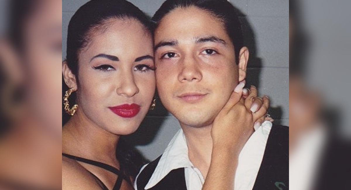 Así recuerda Chris Pérez a Selena a 26 años de su muerte. Foto: Instagram @chrispereznow